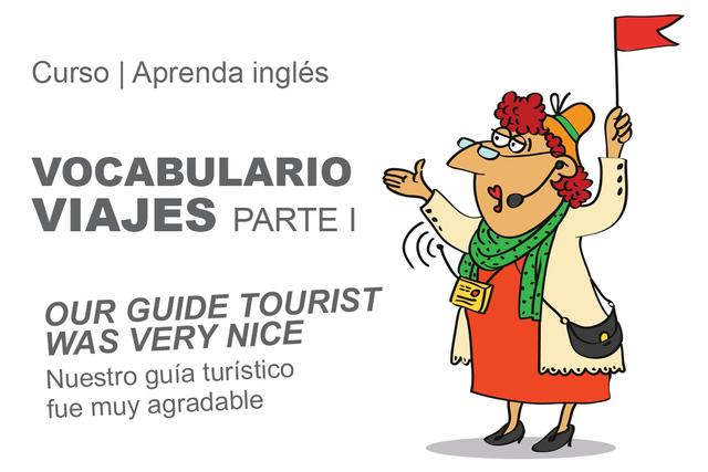 Vocabulario viajes Parte I