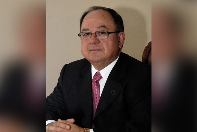 Héctor Herminio Ortiz Ciscomani.   Cortesía
