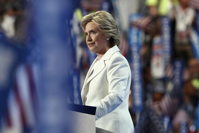 Hillary Clinton. (AP Photo/Paul Sancya)
