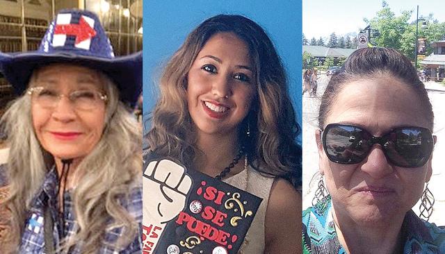 Latinos de Nevada tienen fe en que Hillary Clinton logrará una reforma migratoria. | Fotos Cortesía