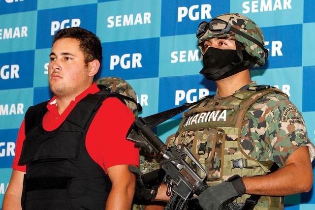 Jesús Alfredo Guzmán Salazar. | AP Photo/Marco Ugarte
