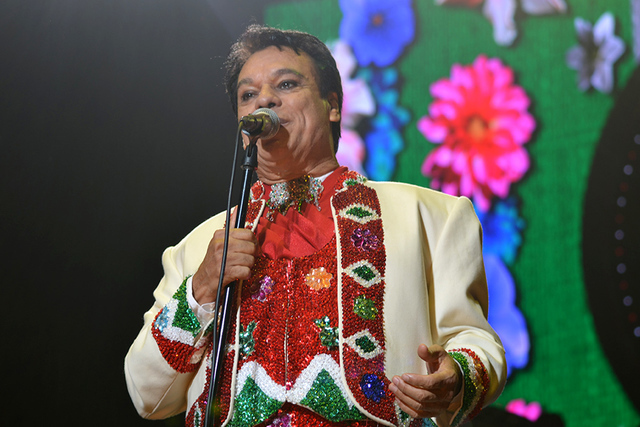 Se tenía programado que para el día de su presentación en Las Vegas (16 de septiembre) se le entregaría el máximo galardón de la Herencia Hispana. | Foto El Tiempo/Lizette Carranza