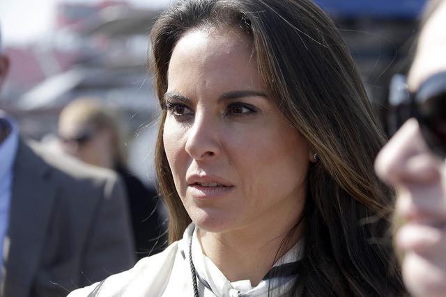 Kate Del Castillo. | ARCHIVO AP Photo/Reed Saxon