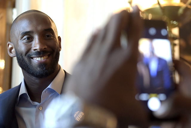 Kobe Bryant. | AP Photo/Susan Walsh
