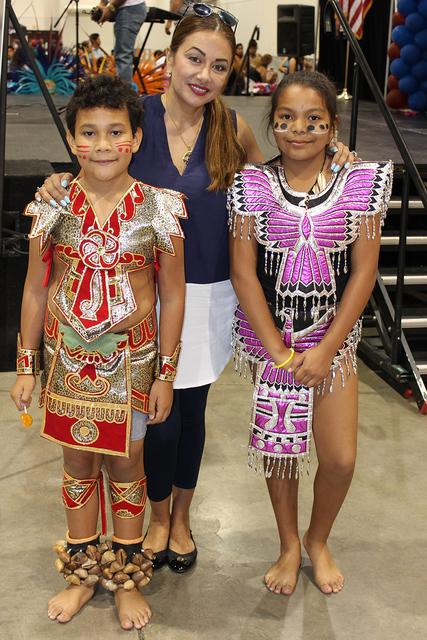La presidenta de la mesa directiva de LCC, Maggie Arias-Petrel; comentó el esfuerzo que representa llegar a la edición 15 de La Oportunidad Expo, el sábado 1 de octubre de 2016. Foto El Tiempo