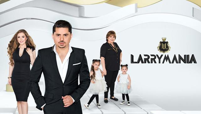"""La quinta temporada de su exitosa serie reality """"Larrymanía"""" el domingo 17 de julio.   Cortesía"""