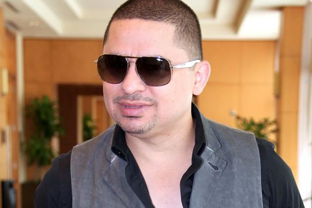 Larry Hernández.   Cortesía