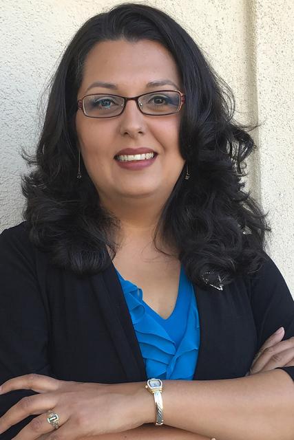 """""""Nos aseguraremos de proteger a la comunidad migrante en el estado, sé que tendremos el apoyo del gobernador"""", asambleísta por Distrito 11, Olivia Díaz. Foto Cortesía"""