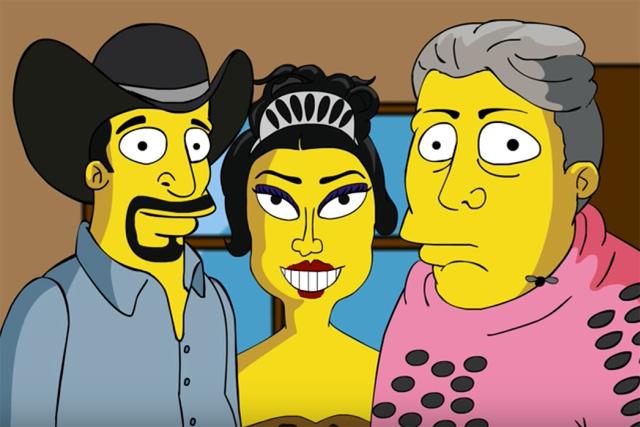 """En las últimas horas, el youtuber mexicano conocido como Alex Batako Toons publicó un original video en el que Los Simpson se hacen eco de la invitación """"para todos""""."""