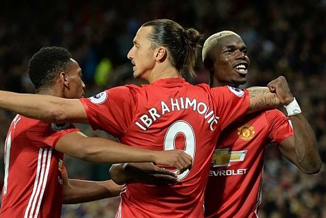 Manchester United. | Agencia
