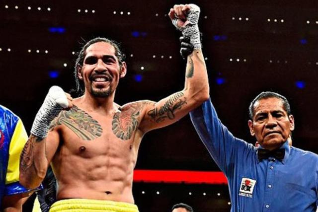La pelea se fue a los 10 episodios y los jueces dieron: 97-92 y 97-92 para Margarito, 95-94 para Álvarez. | Cortesía