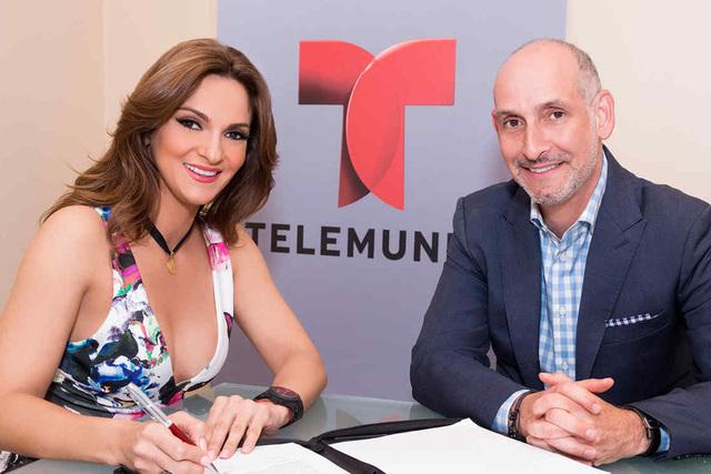 Mariana Seoane se va a Telemundo. | Cortesía