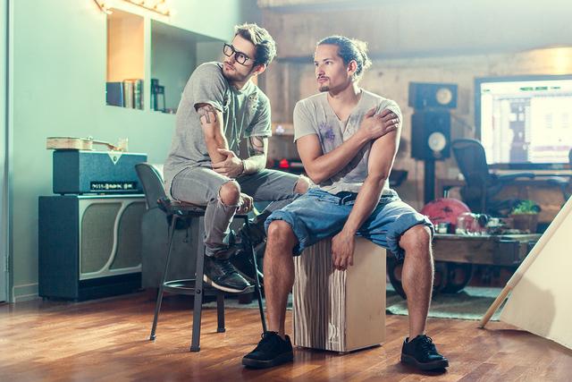 Mau y Ricky Montaner. | Cortesía