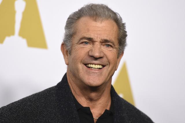 Mel Gibson. (Photo by Jordan Strauss/Invision/AP)