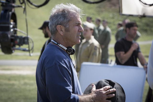 Mel Gibson 'Hacksaw Ridge'. | Foto Cortesía