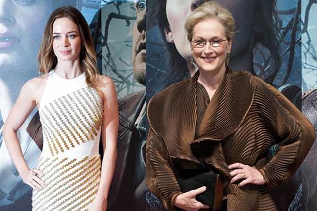 Meryl Streep y Emily Blunt. | Cortesía