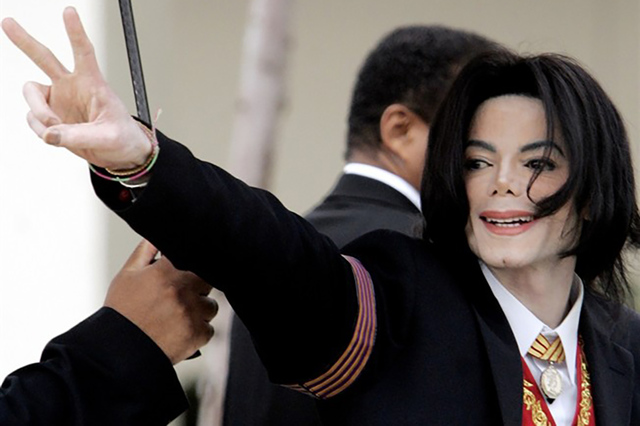 Michael Jackson. | Archivo