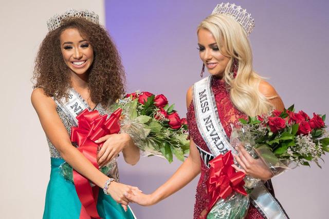 Certamen Miss Nevada USA y Miss Nevada Teen USA 2017  en el Artemus Ham Concert Hall en UNLV el domingo 13 de noviembre de 2016 en Las Vegas. Alexis Smith de Summerlin fue coronada Miss Nevada Tee ...