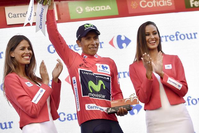 EL ciclista colombiano Nairo Quintana, se consagro campeón de la Vuelta a España de ciclismo. Es el segundo colombiano que se corona en la ronda ibérica desde que Luis Herrera lo hizo hace casi ...