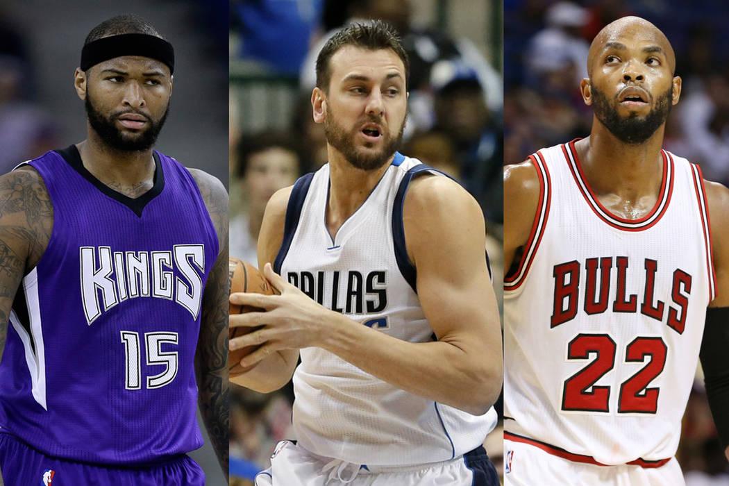 Pelicans, Raptors y el Thunder hicieron las mejores transferencias. | Agencias