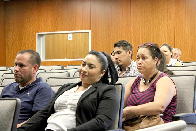 Hay muchos latinos interesados en abrir sus propios negocios y fue la necesidad del tema del taller. | Foto El Tiempo/Cristian De la Rosa