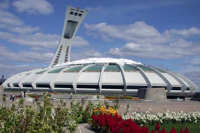 Estadio Olímpico de Montreal. | Foto cortesía Tolivero