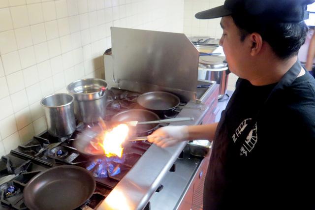 Cada platillo de este restaurante está preparado con higiene e ingredientes frescos, sazonados con especies selectas importadas de Perú. Miércoles 10 de agosto en restaurante Pollo Inka. Foto:  ...