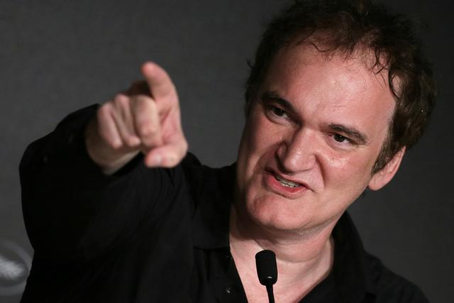Quentin Tarantino. | Agencia