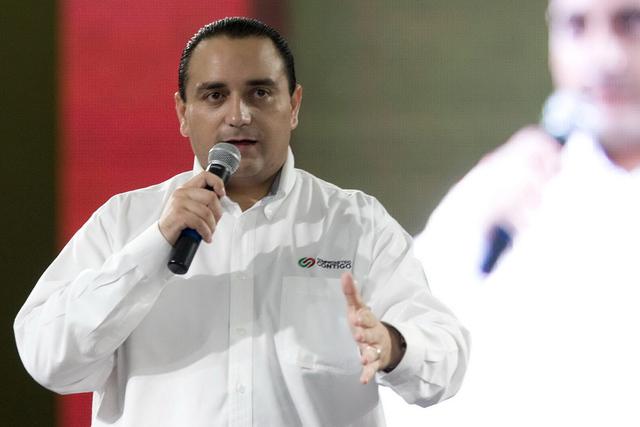 Roberto Borge.  | Agencia