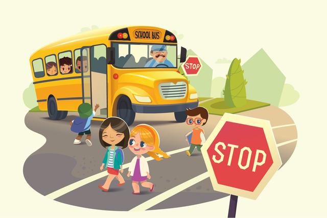 Consejos de seguridad básicos para todos los estudiantes y padres.