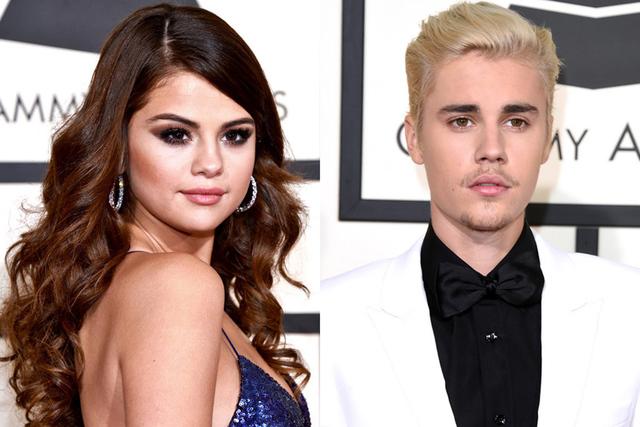 Selena Gómez y Justin Bieber.   Archivo