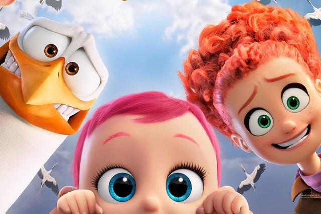 Esta película de animación que juega con el mito de los bebés y las cigüeñas está dirigida por Doug Sweetland