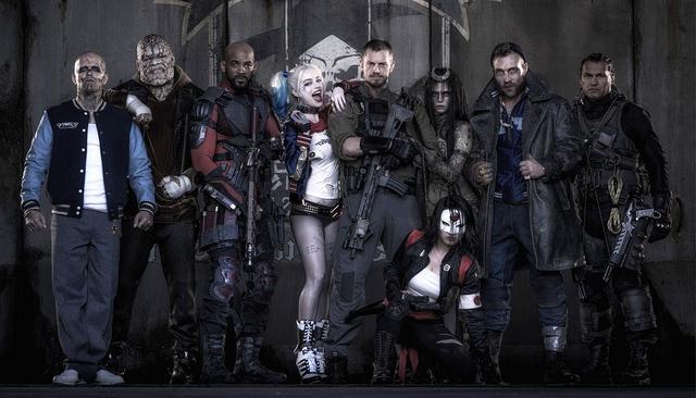Suicide Squad durará menos que Batman v Superman