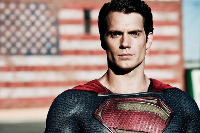 Superman, Man of Steel. | Agencia