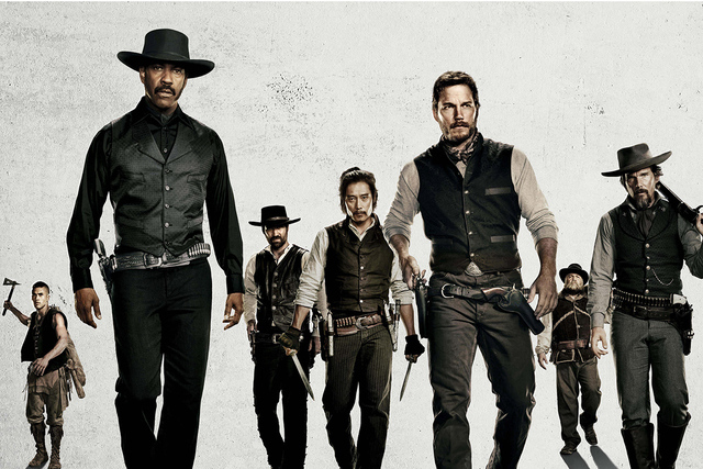 THE MAGNIFICENT SEVEN. | Agencia