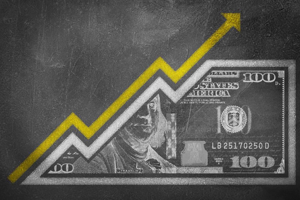 Aunque poco, la economía estadounidense creció. (Agencias).