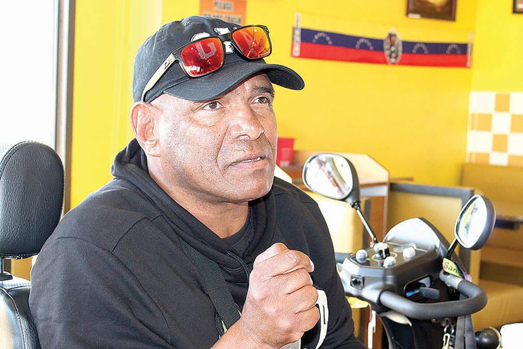 En su visita a Las Vegas, el locutor y maestro de artes marciales de origen Venezolano, Ismael Morales, ha denunciado el gobierno de Chávez y Maduro por toda América hablando sobre la situación ...