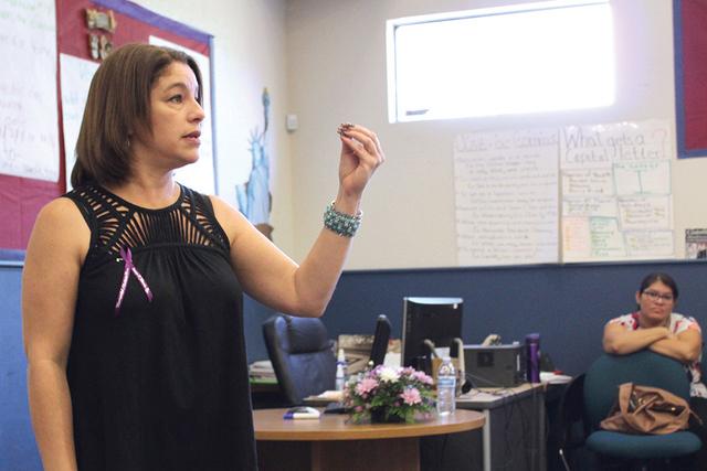 Wendy Losada, gerente de programa de The Rape Crisis Center, dijo que hay que denunciar a tiempo para evitar una violación de un niño. | El Tiempo/Cristian de la Rosa