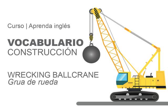 VOCABULARIO CONSTRUCCIÓN.