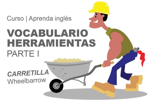 VOCABULARIO HERRAMIENTAS.