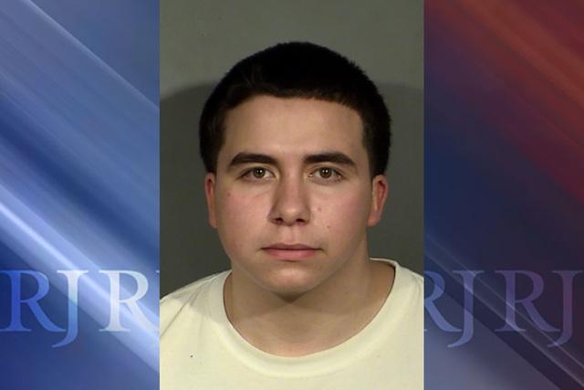 Esteban Hernandez, 20. (Las Vegas Metropolitan Police Department).