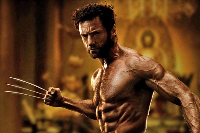 Hugh Jackman como Wolverine. | Cortesía