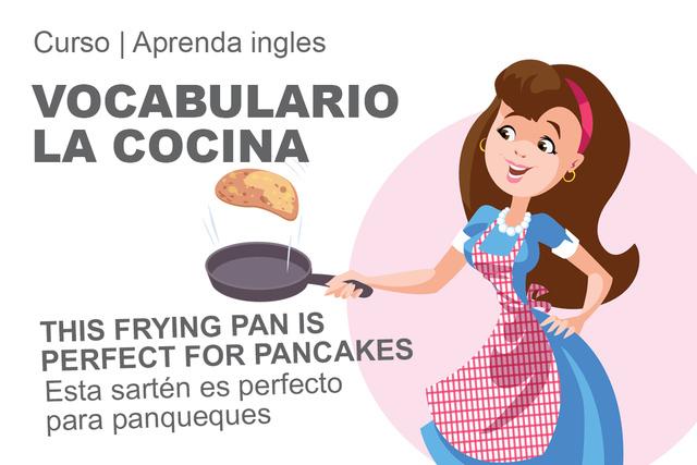 Vocabulario La Cocina.
