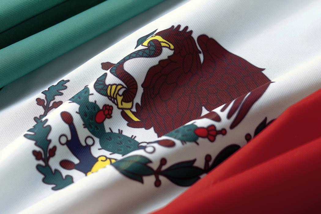 Bandera de México. | Thinkstock.