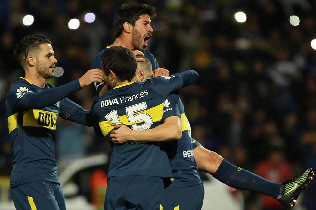 Boca es el máximo ganador de la Copa Argentina con tres conquistas (1969, 2011-12 y 2014-15). | Cortesía