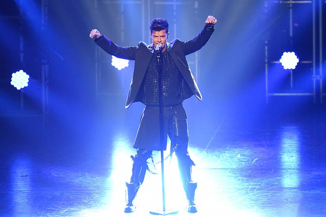Las próximas fechas de Ricky Martin en el Teatro Parque del casino Monte Carlo son: septiembre 22 y septiembre 23. | Foto Denise Truscello / Cortesía.