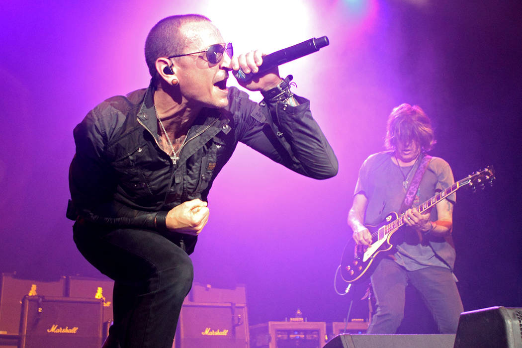 Chester Bennington. | Foto Owen Sweeney/Invision.