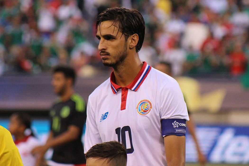 Bryan Ruiz ha sido aislado por el equipo portugués en esta temporada por razones que no están muy claras. | Foto cortesía.