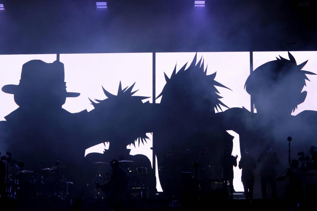 97 diferentes bandas de rock, DJ y espectáculos artísticos, que encabezaron Blink 182, Gorillaz, Muse, MGMT y Chance The Raper. | Foto Cristian De la Rosa / El Tiempo.