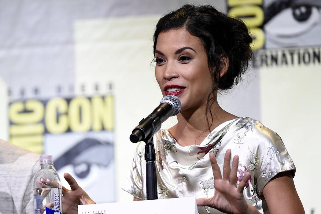 La actriz cubana Danay García . | Foto Chris Pizzello/Invision.